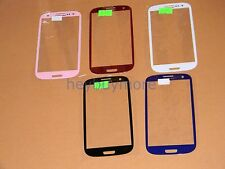 New Replacement Lens Screen Glass for Samsung Galaxy S3 SIII i9300 i747 t999