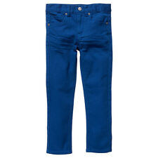 Boys Brand New With Tags Royal Blue Stretch Jeans/Pants - Size 1,2,3