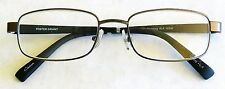 "Foster Grant ""MANNING"" Reading Glasses (M146) Comfort Grip Rubber Arms"