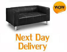 Faux Leather Sofa 3 2 & 1 Seater Suite Ohio Compact in a BOX RRP £999 BOXED NEW*