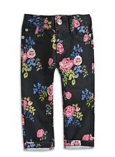 "Girls BNWT ""Pumpkin Patch's"" Vintage Glamour Floral Skinny Jeans– Sizes 2,3,4,5"