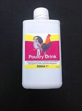 Battles Poultry Drink (250ml and 500ml) for Chickens, Hens, Quail, Hatching Eggs