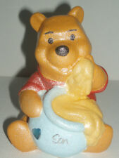 DISNEY WINNIE THE POOH BOYS GRAVE MEMORIAL CEMETERY ORNAMENT GRAVESIDE TRIBUTE