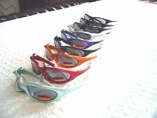 KIDS SUNGLASSES X-LOOP BOYS GIRLS UV 400 PROTECTION HOT COLORS..AGES 3 TO 12