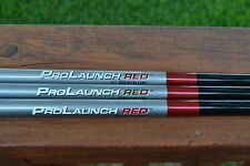 GRAFALLOY PROLAUNCH RED 44' (PULL) SHAFT .335 fit TAYLOR MADE / TITLEIST Adapter