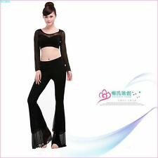 Plus size Yoga/belly dance costume 2ps top+pants 4 styles On sale