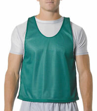 A4 Men's Lacrosse Reversible Polyester Sleeveless Practice Jersey S-3XL. N2274