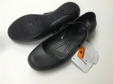 Crocs Alice Work Black Women Flat Mary Jane All Size 5 6 7 8 9 10 11 12