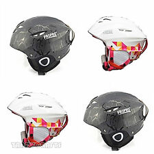 New Outdoor Sports Cycling Ski Skating Head Protective Helmet Gear Various Size