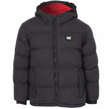 BOYS Navy Caterpillar Winter Puffa Jacket FROM 18 MONTHS TO 16 YEARS