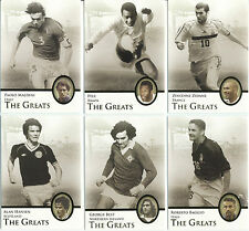 FUTERA UNIQUE 2013 FOOTBALL CARDS GREATS BRAND NEW STRAIGHT FROM PACKS