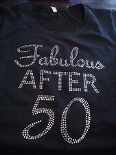 FABULOUS and SENSATIONAL after Rhinestone Shirt