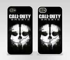 ★ Call of Duty COD GHOSTS Xbox PS3 ★ Case iPhone 5 5G 5S 4 4S HARD back COVER ★