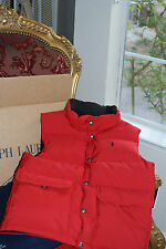 NWT Kids Polo Ralph Lauren Boys Vest