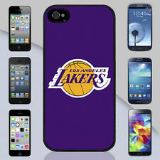 New Los Angeles LA Lakers NBA Apple iPhone & Samsung Galaxy Case Cover