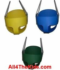 SWINGSET / PLAYGROUND / PARK CHILD BUCKET SEAT SWING WITHOUT CHAINS