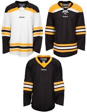 Reebok Edge Uncrested Jerseys -  Boston Bruins