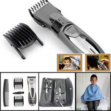 Hair Cutting Tool: Hair Trimmer Clipper Shaver/ Barber Scissors/ Kids Cape Bib