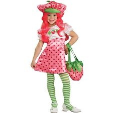 Strawberry Shortcake Toddler Costume HALLOWEEN Girls Cute Outfit