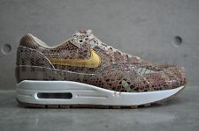 Nike Womens Air Max 1 Year Of The Snake (YOTS) QS - Linen/Metallic Gold-Sail