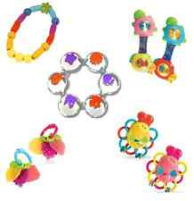 Tomy Play To Learn Educational Developmental Soft Babies Rattle Teethers Soother
