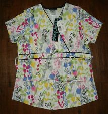 Cherokee Scrub Top New With Tags