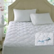 Ever So Soft-Quilted Mattress Protector-100% Waterproof-Eliminates Dust Mites