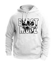 Beast Mode Hooded Sweatshirt  Hoodie Pullover Workout Athletics Tiger Ultimate