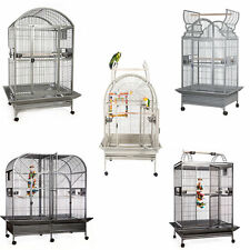 *NEW* MEDIUM & LARGE PARROT CAGES AFRICAN GREY AMAZON MACAW COCKATOO CAGE