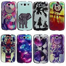 Vintage Dream Catcher Elephant Animal Hard Case For Samsung Galaxy S3 III i9300