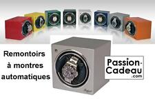 Evocube remontoir montre automatique silencieux RAPPORT 3 progr. - watch winder