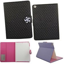 New Bling Leather Flip Wallet ID Stand Case Cover For Apple iPad Air 5 Gen Hot