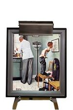 Norman Rockwell At the Doctor's