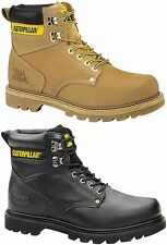 "Caterpillar CAT - Second Shift - 6""  Soft Toe Boot Style"