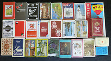 Collectible Souvenir / Adverting Playing Cards (Individually Priced)