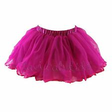Pettiskirt Tutu Fairy Princess Dance Ballerina Birthday Girl * NWT 1-6/7 Yr