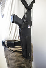 Century Arms Elite 1911   OUTBAGS Vertical Shoulder Holster w/ Double Mag Pouch