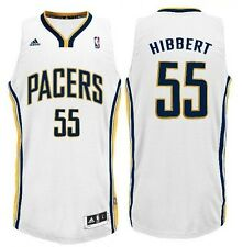 New Roy Hibbert # 55 Indiana Pacers Adidas Stitched Swingman Youth NBA Jersey