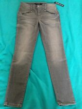 Joe's Jeans Womens 27 28 Skinny Ankle Shelby Gray  NWT