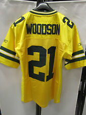 CHARLES WOODSON 21 GREEN BAY PACKERS MENS AMERICAN FOOTBALL NFL JERSEY TOP