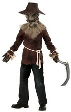 Wicked Scarecrow Child Costume NEW Boys Halloween Outfit