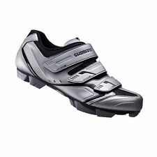 Shimano XC30 MTB Trail Mountain Bike Shoes Off Road SPD Clipless Silver