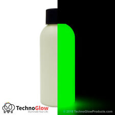 Brightest Green Glow in the Dark&UV Acrylic Paint Available/Free Applicator Tip