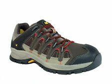 Caterpillar LINCHPIN Steel Toe EH  Mens Work & Safety Brown Sneakers Shoes