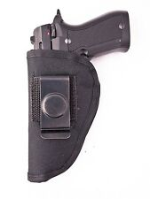 Beretta 85F | Small of Back SOB IWB Conceal Nylon Holster. Made in USA