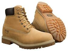 """New Magnum Magnum Foreman 6"""" insulated waterproof wheat boots"""