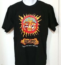 "*SUBLIME*.. ""JUST LET THE LOVIN' TAKE AHOLD"" .. Black Graphic T-Shirt"