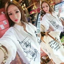 You Who Came From The Star Gianna Jun Blouse Korean Drama Mickey Shirt Tops Kpop