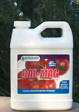 Botanicare Cal Mag Plus + 2,4, 8 oz & 1 Quart of advanced nutrients for plants