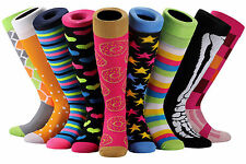FUNKY TRAINING SPORT KNEE HIGH SOCKS FOOTBALL SOCCER RUGBY SOCKS KIDS WOMEN MEN